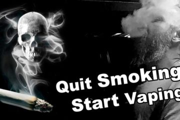 Quit Smoking Start Vaping