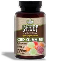 CBD Gummies by Cheef Botanicals